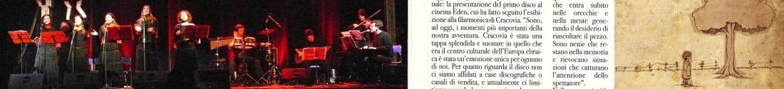 Klezmorim viaggio nel tempo con la musica yiddish