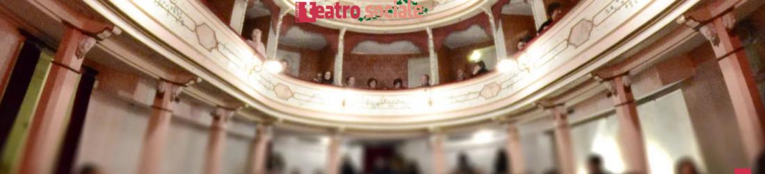 22 ottobre: Teatro Sociale di Palazzolo