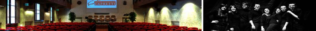 2 febbraio 2017: Concerto auditorium Capretti