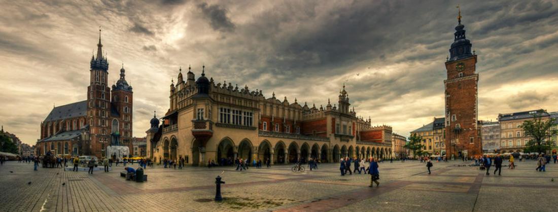 Klezmorim a Cracovia